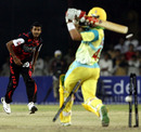 Abu Nechim scalped four, Chandigarh Lions v Kolkata Tigers, Indian Cricket League, Gurgaon, March 26, 2008