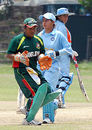 Irin Sultana waits to collect the ball, Bangladesh v India, Kurunegala, Women's Asia Cup, May 2, 2008