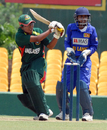 Chamely Khatun only managed to score six runs, Sri Lanka v Bangladesh, Dambulla, Women's Asia Cup, May 5, 2008