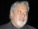 Vijay Mallya, the owner of the Bangalore Royal Challengers