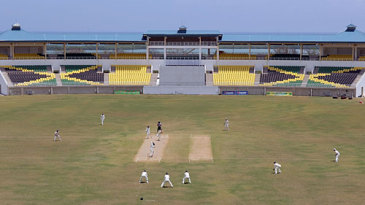 An overview of the Trelawny Stadium
