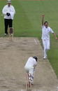Joy unconfined for James Anderson, England v New Zealand, 2nd Test, Old Trafford, May 23, 2008