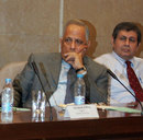Saleem Altaf appears before the National Assembly Standing Committee on Sports, Islamabad, April 9, 2007