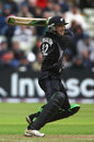 Brendon McCullum cuts one away square, England v New Zealand, 2nd ODI, Edgbaston, June 18, 2008