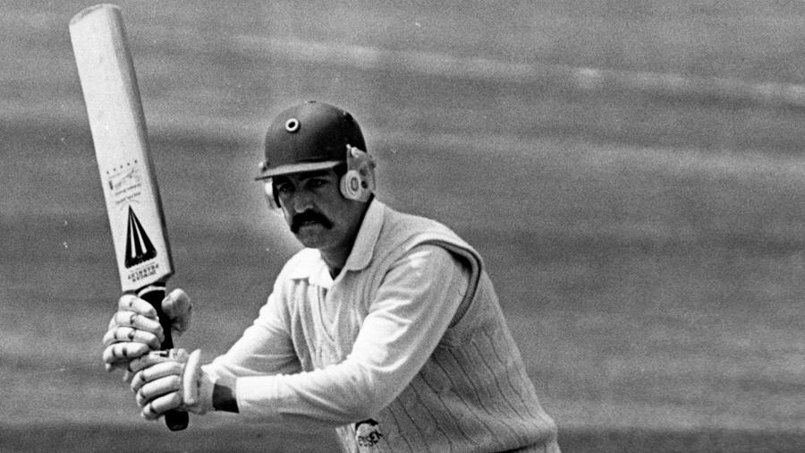 Graham Gooch batting