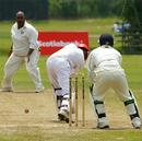 Dwayne Leverock spun Bermuda to success, ICC Intercontinental Cup, 4th day, King City