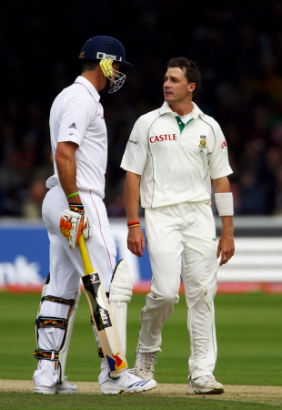 And a happy birthday to you too: Kevin Pietersen and Dale Steyn were born on the same day, three years apart