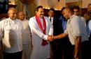 Sanath Jayasuriya meet the president