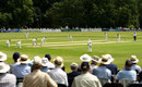 A general view of Arundel, Sussex v Hampshire, Arundel, July 16, 2008