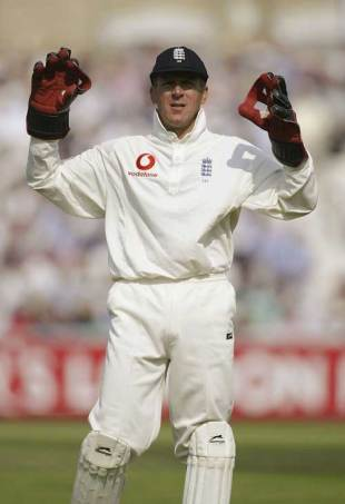Alec Stewart: made his Test debut at 26, but still went on to be England's most-capped player