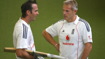 Michael Vaughan and Peter Moores had some tricky decisions to make