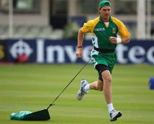 Dale Steyn will miss the third Test with a broken thumb, England v South Africa, 3rd Test, Edgbaston, July 29, 2008
