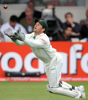 Mark Boucher: keeper with the most Test dismissals