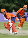 Ryan ten Doeschate steals a quick single, Kenya v Netherlands, ICC World Twenty20 Qualifier, Belfast, August 2, 2008