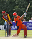 Daan Van Bunge smites a biggie, Canada v Netherlands, ICC World Twenty20 Qualifier, Belfast, August 2, 2008