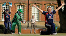 A successful appeal against Nicky Coffey , Ireland v ECB Academy, Crowthorne