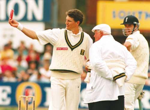 Fanie Villiers Fanie de Villiers Cricketer