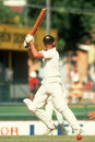 David Hookes in action, Australia v England, 2nd Test, Brisbane, 1 December, 1982