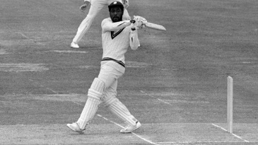 Viv Richards, in the 1979 World Cup final
