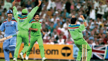Lamb gone, Lewis to follow: Wasim Akram is on fire