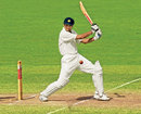 Rahul Dravid takes India home, Australia v India, 2nd Test, Adelaide, 16 December, 2003