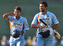 S Badrinath and Zaheer Khan took India past the finish line