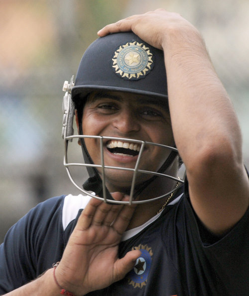 Suresh Raina Sees The Funny Side Things