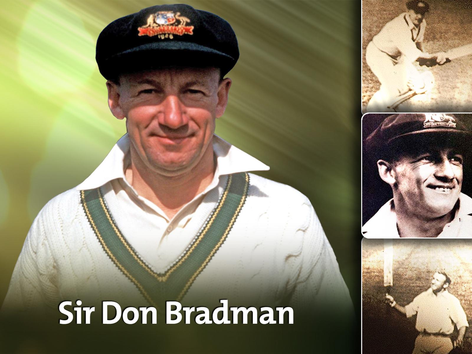 Sir Don Bradman