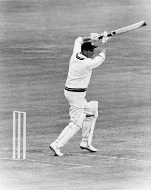Tom Graveney drives, England v Pakistan, second Test, Lord's, 1962