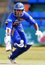 Mahela Udawatte scampers through for a single