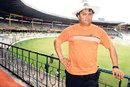 Now: Sadanand Viswanath the umpire
