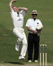 Kevin Dean in action against Worcestershire, Derbyshire v Worcestershire, County Championship, Division Two, 1st day, Worcester, May 11, 2005