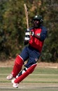 Cephas Zhuwawo scored a quick 16, Zimbabwe Board XI v Pakistan Cricket Academy , 3rd one-dayer, Harare, September 9, 2008