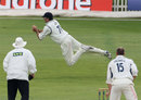 In and out: Justin Kemp spills a catch off Michael Di Venuto, Kent v Durham, Canterbury, September 25, 2008