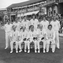 The 1977 Ashes-winning team, August 30, 1977