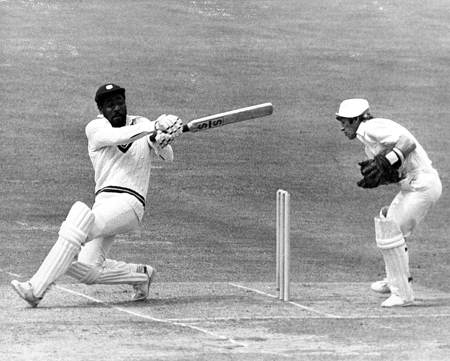 Viv Richards: the best average against the top bowling group
