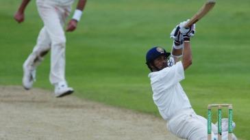 Sachin Tendulkar gets cheeky against Andrew Caddick