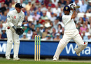 Sachin Tendulkar steers the ball square