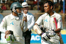 Mushfiqur Rahim and Mehrab Hossain jnr took Bangladesh to 183 for 4