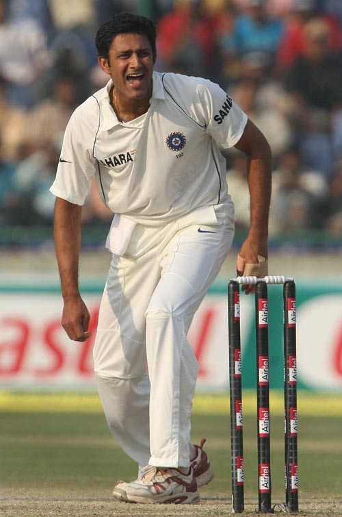 Anil Kumble: Scolding team for Champions Trophy debacle ...
