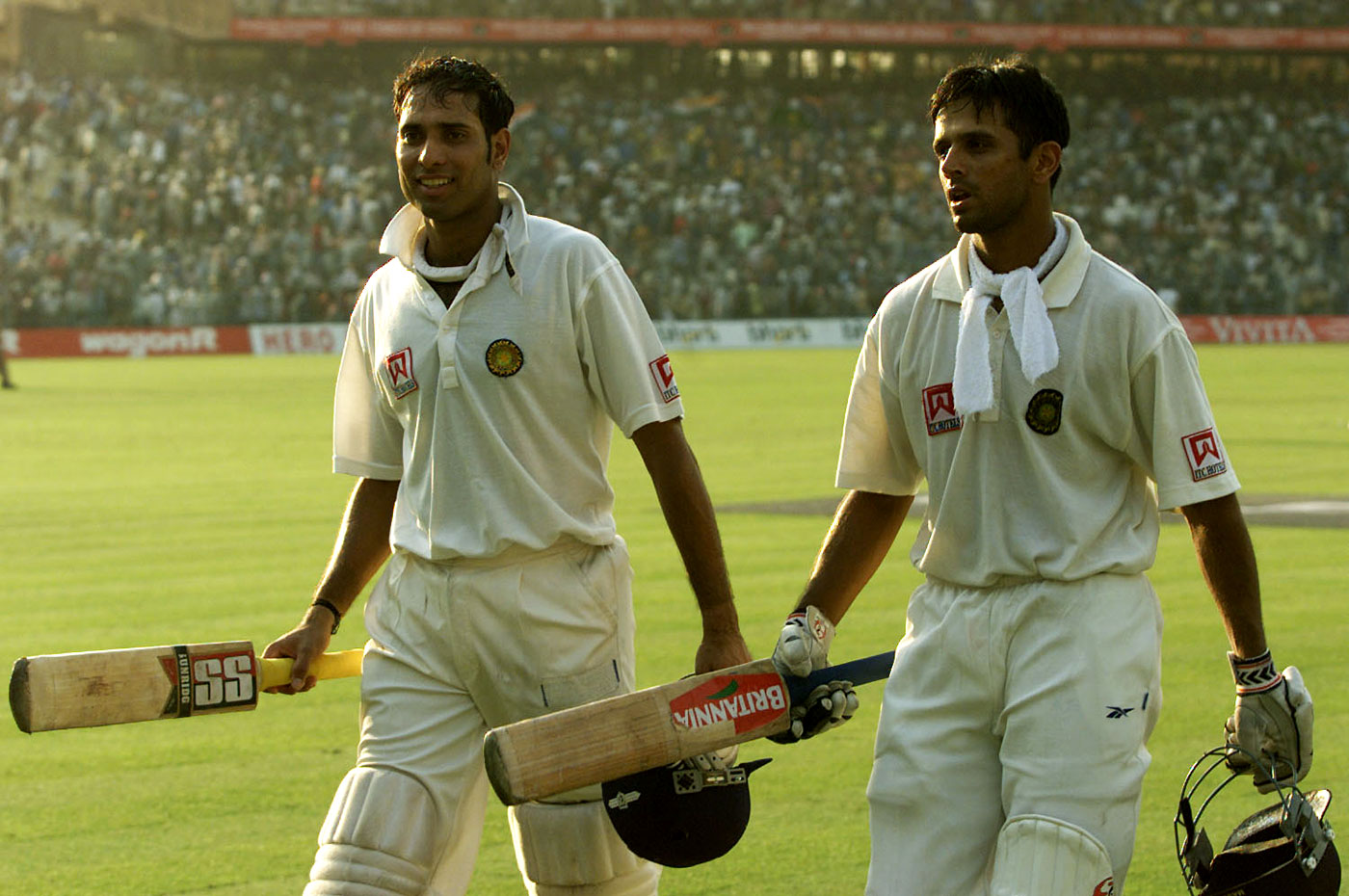 VVS Laxman starred in one of the greatest Tests ever played