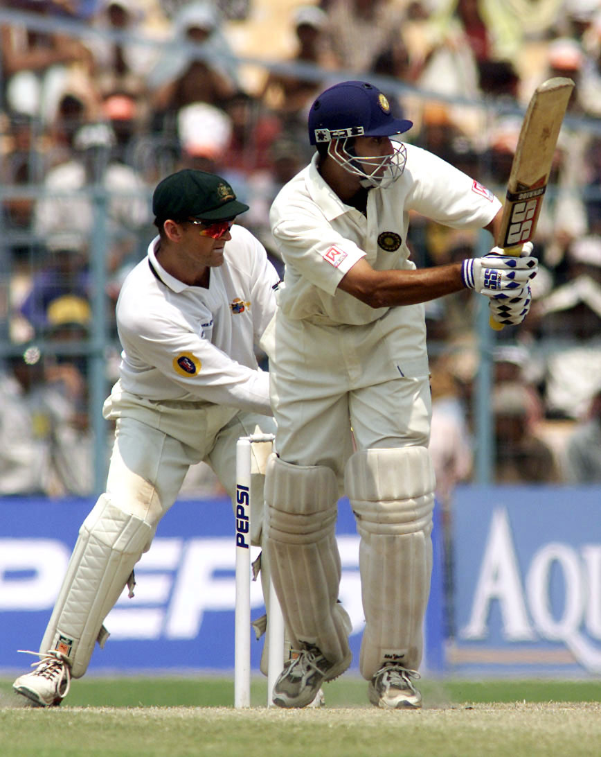 VVS Laxman's 281 helped India come back from the brink against Australia