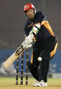 Craig McMillan hit 31 off 26 balls, Hyderabad Heroes v Royal Bengal Tigers, Ahmedabad, ICL, November 8, 2008