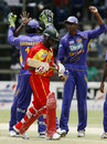 Sri Lanka celebrate Stuart Matsikenyeri's dismissal as Zimbabwe collapse