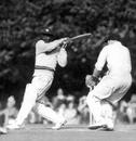 George Headley pulls, Commonwealth XI v England XI, 29 August 1951