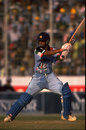 Rahul Dravid's ODI career in pictures