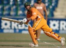 Rafatullah Mohmand plays the ball to the leg side, Baluchistan Bears v North West Frontier Province Panthers, RBS Pentangular One Day Cup, Karachi, December 20, 2008