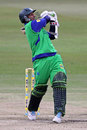 Ahmed Amla on the attack on his way to 52*, Dolphins v Cape Cobras, MTN Championship,  Durban, December 26, 2008