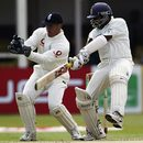 Mahela Jayawardene square cuts, England v Sri Lanka, 1st Test, Lord's, 3rd day, May 20, 2002
