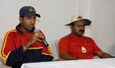 Wasim Jaffer and Pravin Amre, the Mumbai captain and coach, answer a few questions, Chennai, January 3, 2008